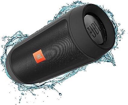 JBL Charge 10+ Splashproof Portable Bluetooth Speakers - Black