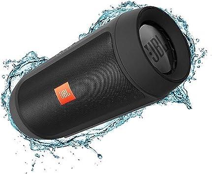Amazon Com Jbl Charge 2 Splashproof Portable Bluetooth Speakers Black Electronics