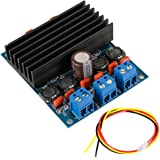 XCSOURCE Carte Amplificateur TDA7492 2x50W, Classe D d'Alimentation Numérique + Carte AMP du Refroidisseur TE398