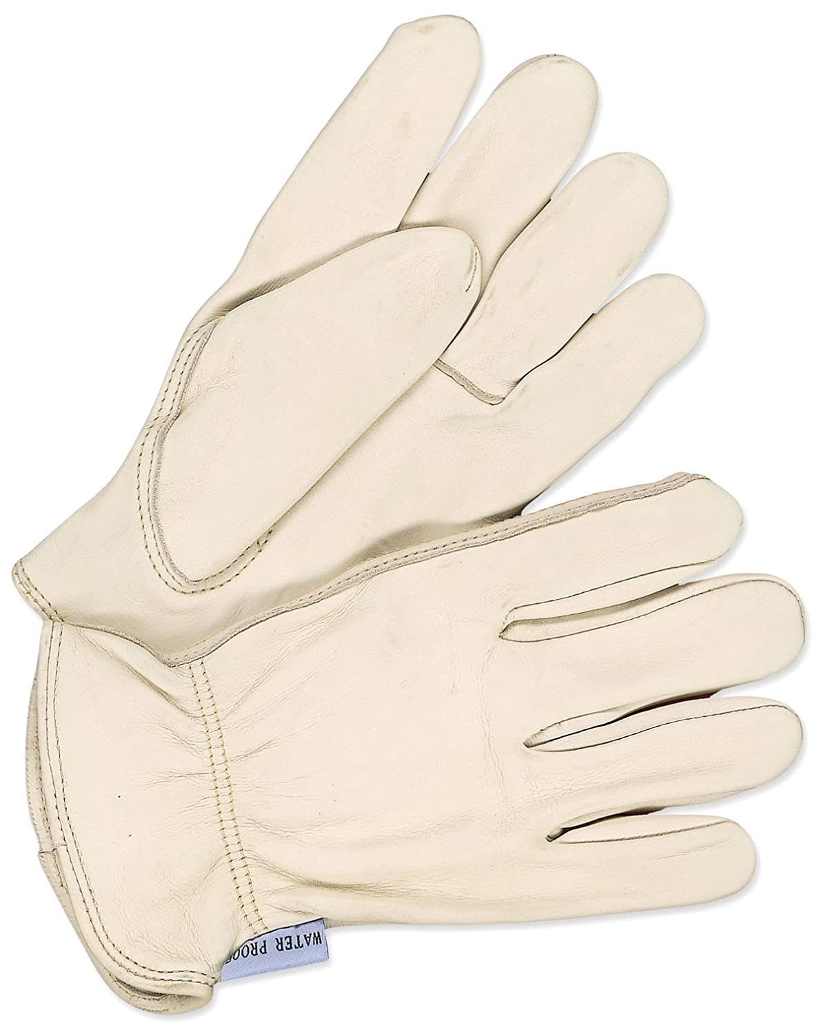 X-Large BDG 20-1-288-XL Dry As A Bone Leather Driver Glove