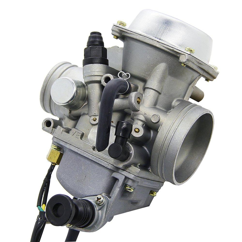 Atv Carburetor For Honda Trx350 Foreman 450 Trx 2001 Recon Engine Diagram Trx450es Trx450fe Trx450fm Trx450s Carb Rancher 350es Fe Fm Te Tm 300