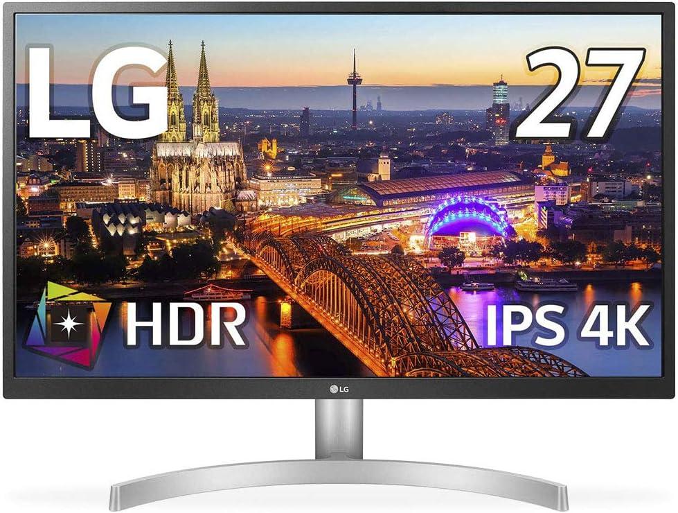 LG ゲーミング モニター ディスプレイ 27UL500-W