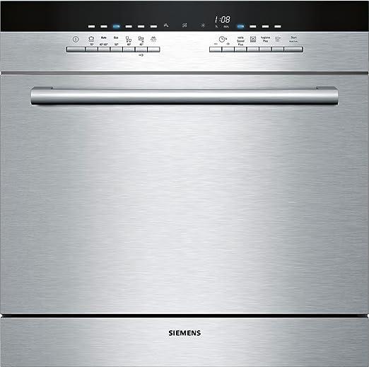 Siemens SC76M541EU lavavajilla - Lavavajillas (Independiente ...
