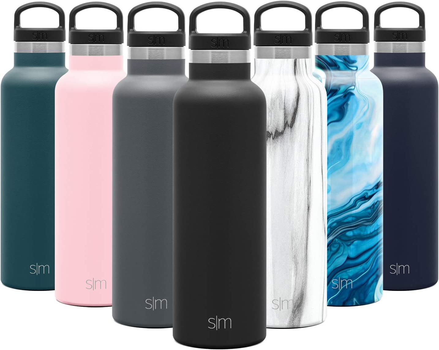 Simple Modern Ascent Stainless Steel Water Bottle