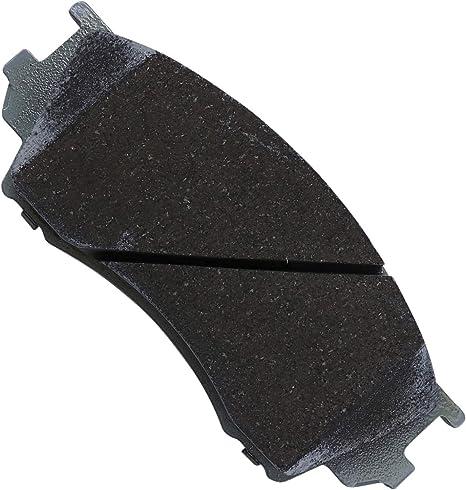 Beck Arnley 085-1517 Premium ASM Brake Pad