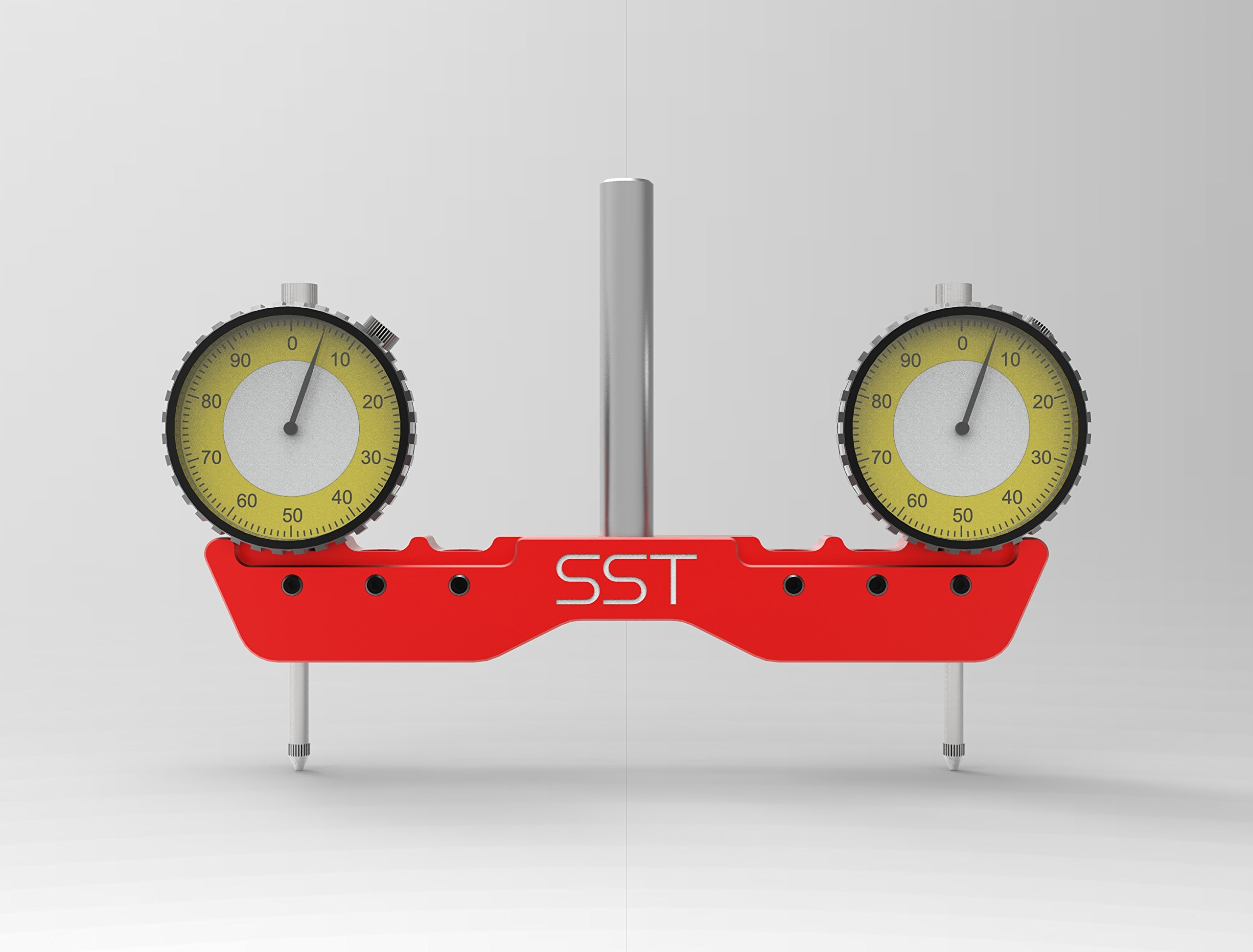 SST Mill & Lathe Adjustable Tramming - Squaring System by Stupid Simple Tools