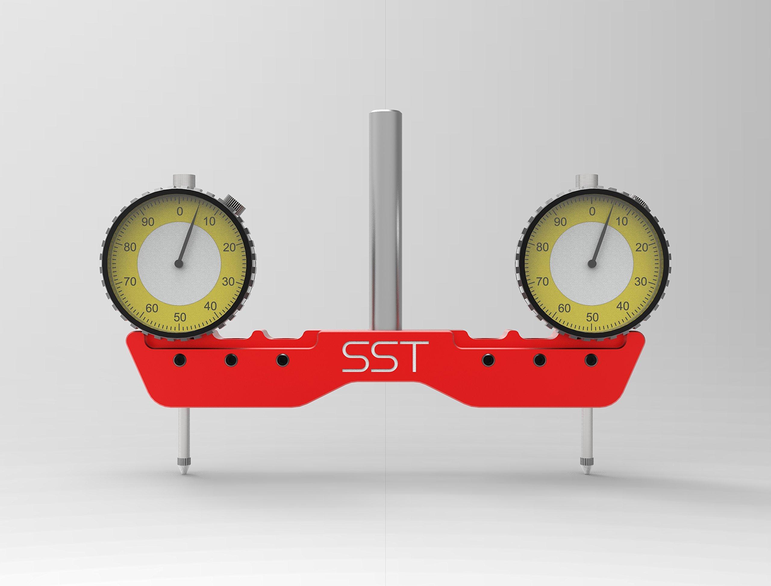 SST Mill & Lathe Adjustable Tramming - Squaring System