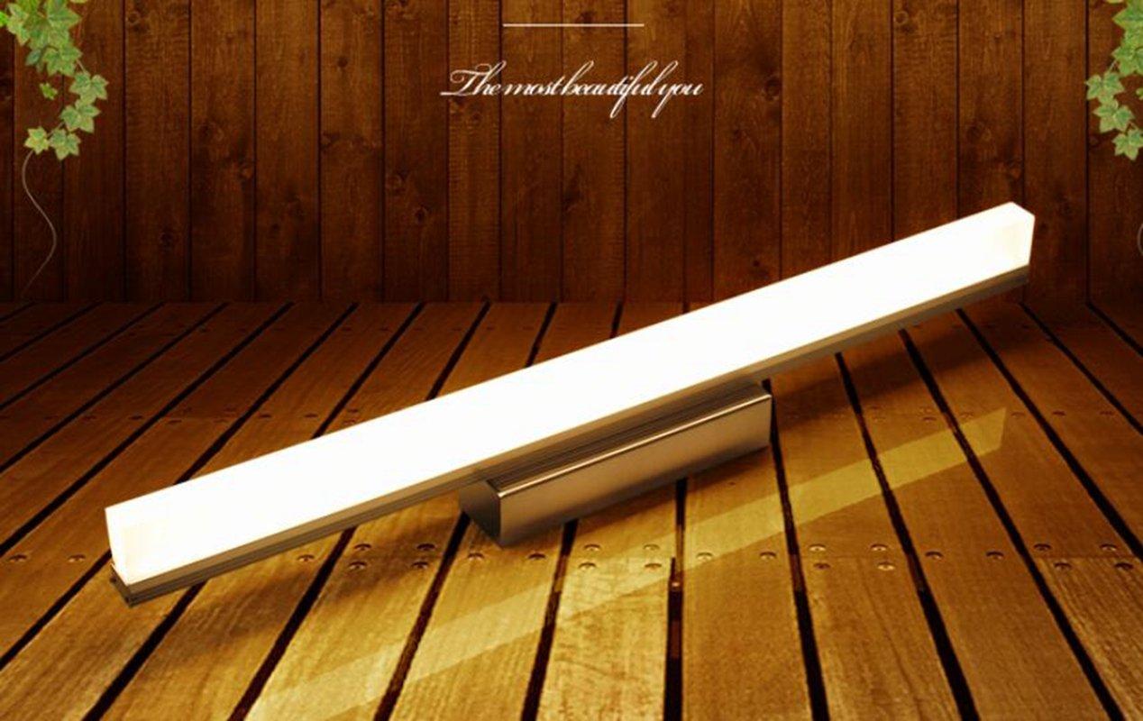 elegantstunning Water and Fog Resistant LED Mirror Front Lamp 14W 60.5CM White