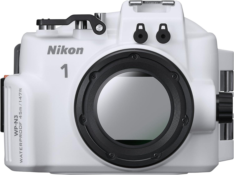Nikon WP-N3 - Carcasa acuática para cámaras (735g) Negro, Color ...