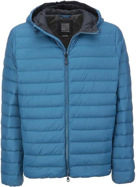 Geox Man Down Jacket Giacca Uomo: Amazon.it: Abbigliamento