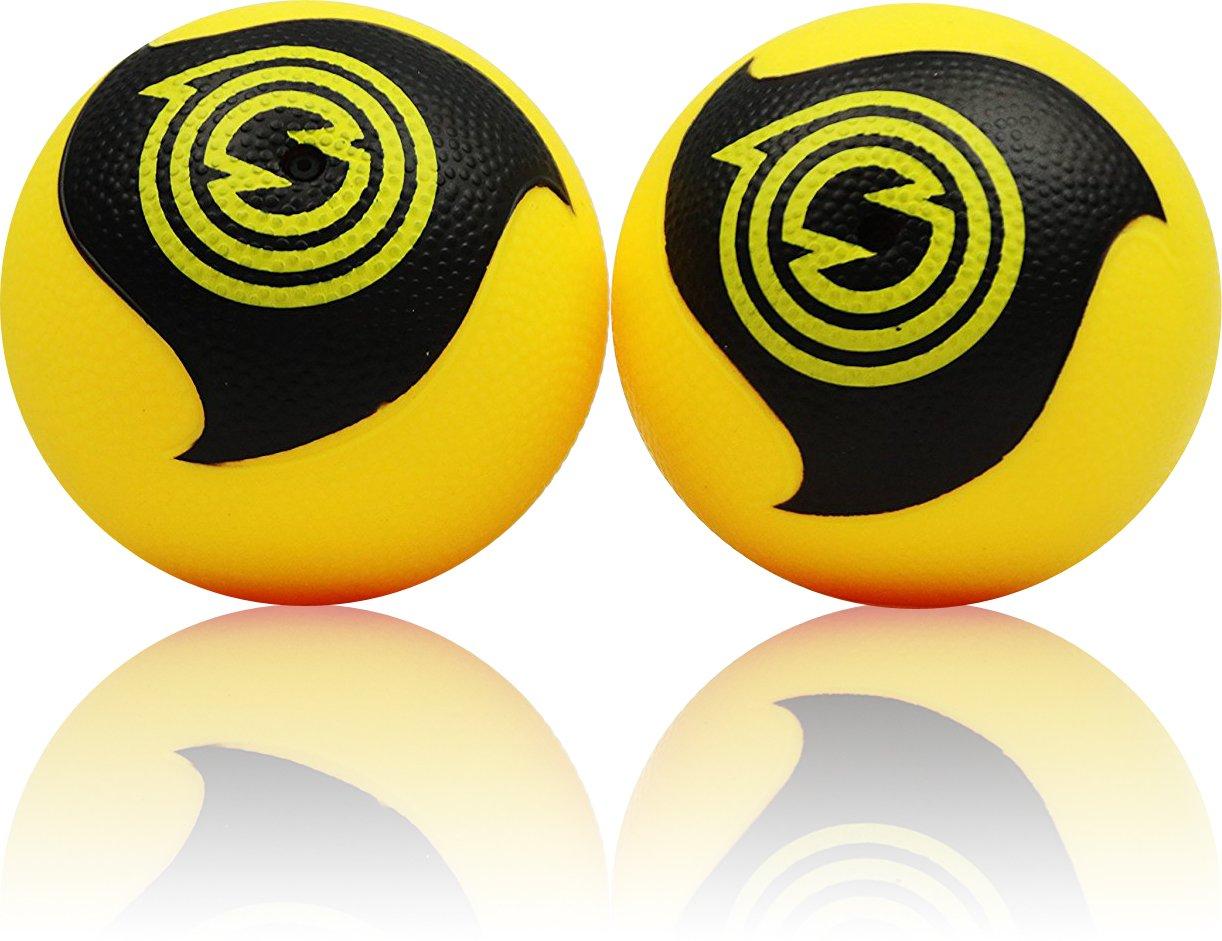 Spikeball Packs de balles supplémentaires - Balle de remplacement (Paquet de 2)