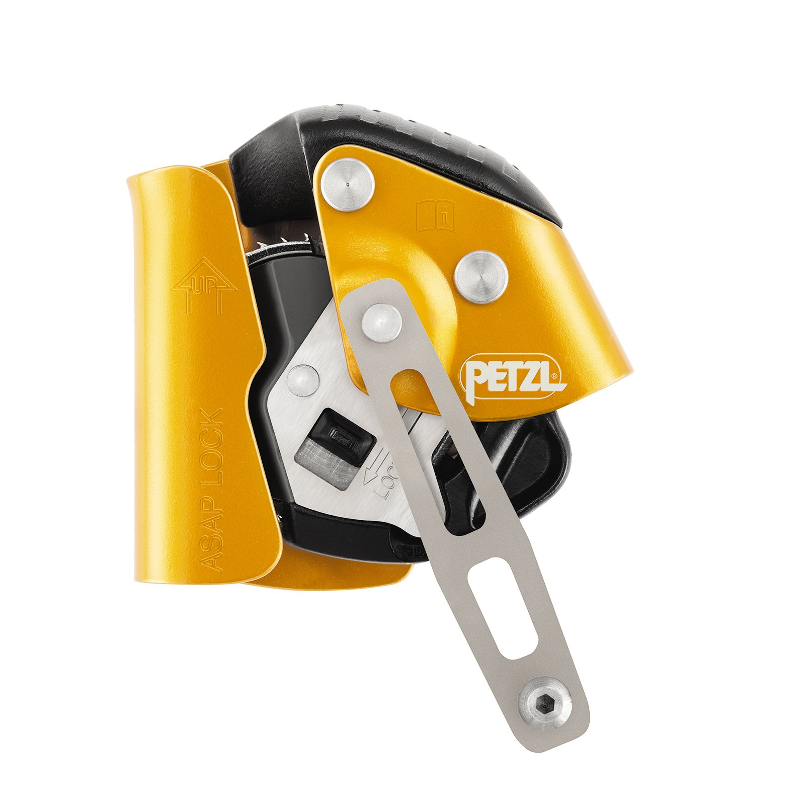 Petzl - ASAP LOCK, Mobile Fall Arrester with Locking Function by Petzl