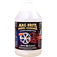 Quality Chemical Mag Brite - Acid Wheel and Rim Cleaner formulated to Safely Remove Brake dust and Heavy Road Film.-1…