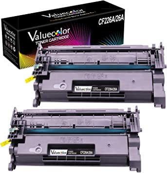 5 pk CF226A Toner Cartridge for HP MFP M426fdw MFP M426dw Printer FREE SHIPPING!