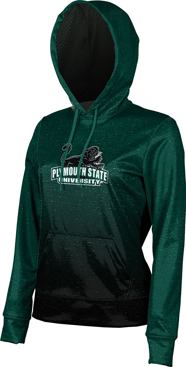 School Spirit Sweatshirt Ombre ProSphere Plymouth State University Girls Pullover Hoodie