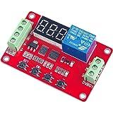 DVB01 電圧計 リレーモジュール 電源モジュール 電圧測定 4線式 デジタルディスプレイ 3種類選べ - 24V