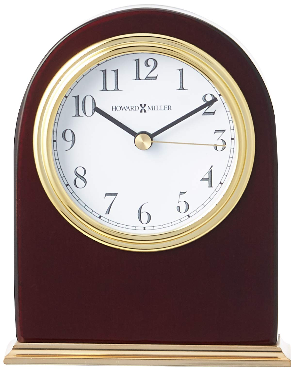 Howard Miller 645-446 Monroe Table Clock by Howard Miller (Image #1)