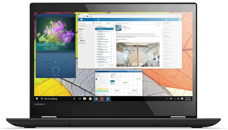 Lenovo Yoga 520 80X800Q7IN 14-inch Laptop (7th Gen Core  i5-7200U/4GB/1TB/Windows 10/Integrated Graphics)