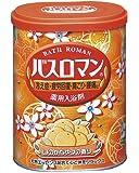 アース製薬 バスロマン 入浴剤 ゆず 850g [医薬部外品]
