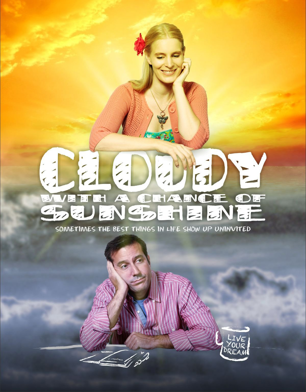DVD : Cloudy With A Chance Of Sunshine (DVD)