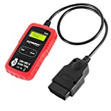 Amazon Price History for:OBD2 OBD Scanner Professional Diagnostic Car Scanner Tool and Car Code Reader, One Click Check Engine Light Reset, Fix Car Problems Effortlessly! Read and Clear Trouble Codes for All Cars and Trucks!