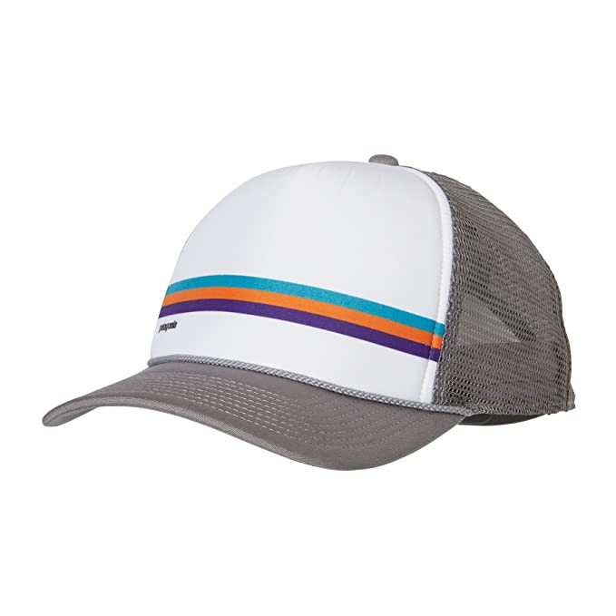 Patagonia Fitz Roy Bar Interstate Gorra de plumas, color gris: Amazon.es: Ropa y accesorios