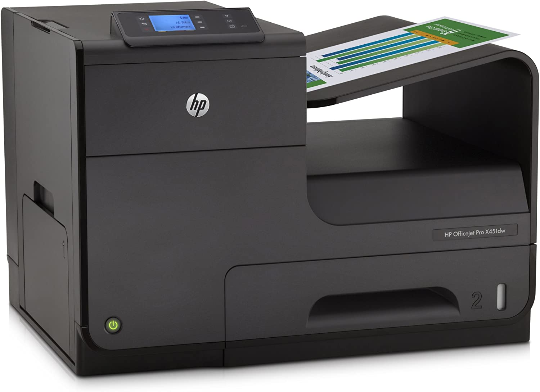 HP Officejet Pro X451dw - Impresora de tinta: Amazon.es: Electrónica