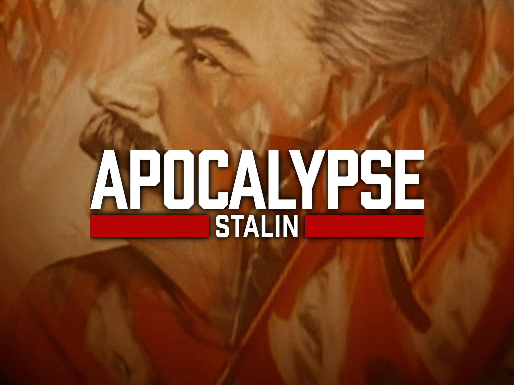 Apocalypse: Stalin (2018) – S1, Ep3 – Le Maître du Monde