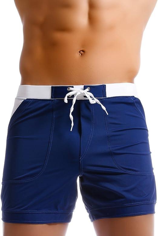 New Taddlee Brand Men Quality Swimwear Swimsuits Beach Board Shorts Boxer Trunks