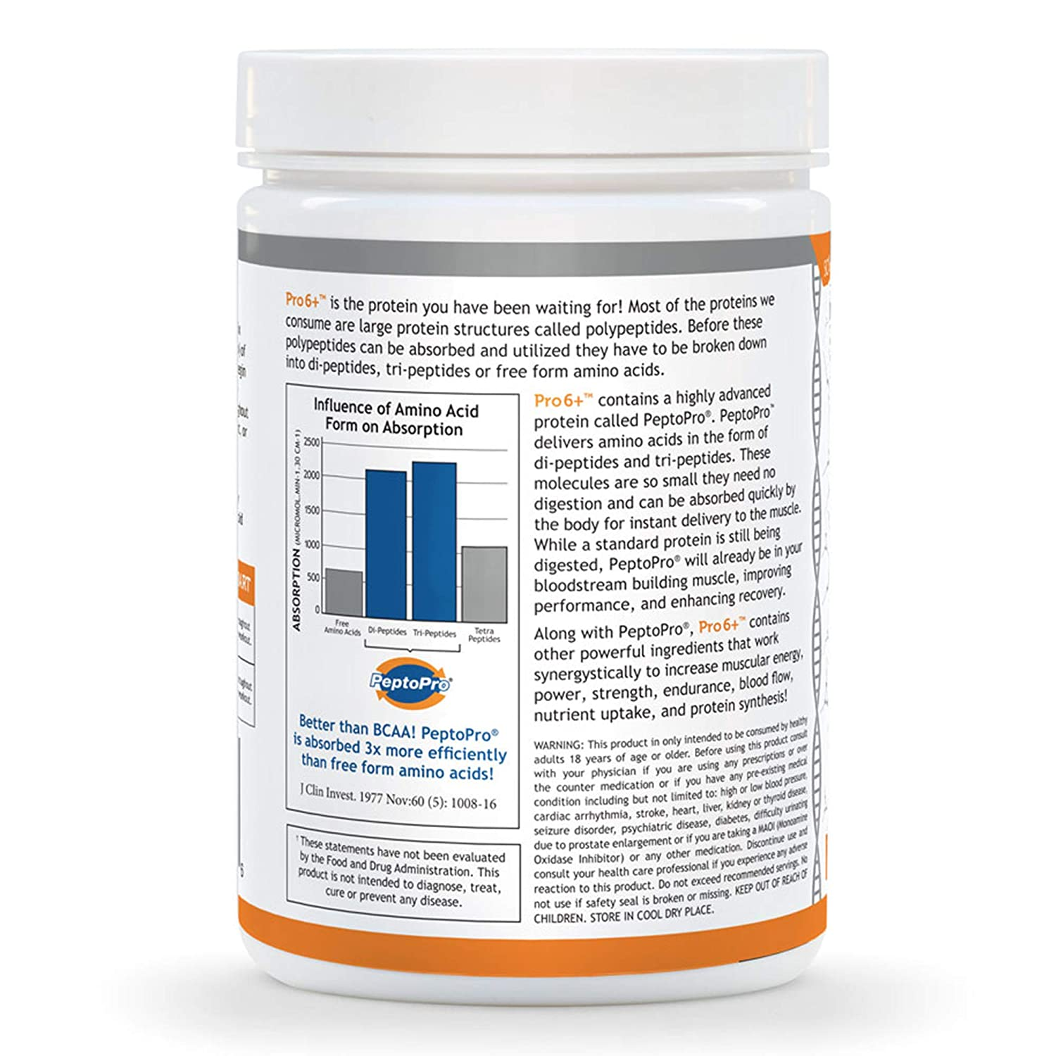 Amazon.com: Pro6+ Essential Amino Acids Supplement by ESN ...