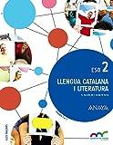 Llengua catalana i literatura 2. (Aprendre és créixer en connexió) - 9788469815489