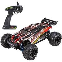 VASCARS WJL00038 Maßstab 1:18 Flexibles 4WD RC Auto, Ready-to-Run Racing Buggy für Kinder & Erwachsene, 2,4 GHz Funkgesteuertes Fahrzeug mit 45 km/h Hochgeschwindigkeit, Rot