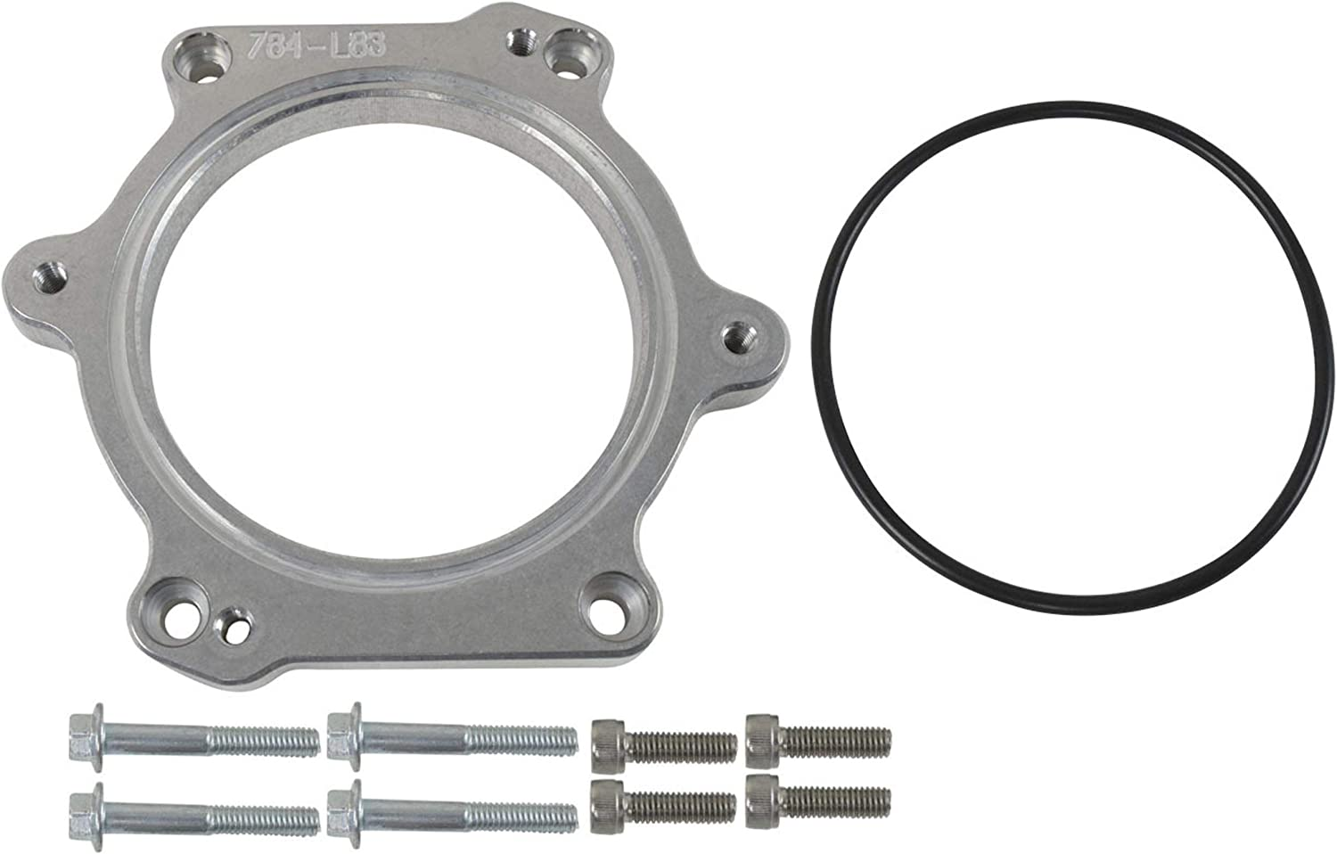 Gen 5 LT5 Throttle Body Rotation Angle Adapter Turn Spin Clocking Rotate