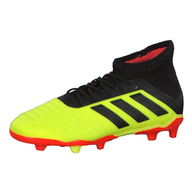 Adidas Predator 18.1 FG J, Chaussures de Football Mixte Enfant CP8873
