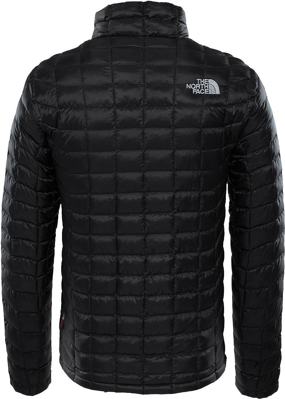 the north face t9382a thermoball giacca con cappuccio uomo
