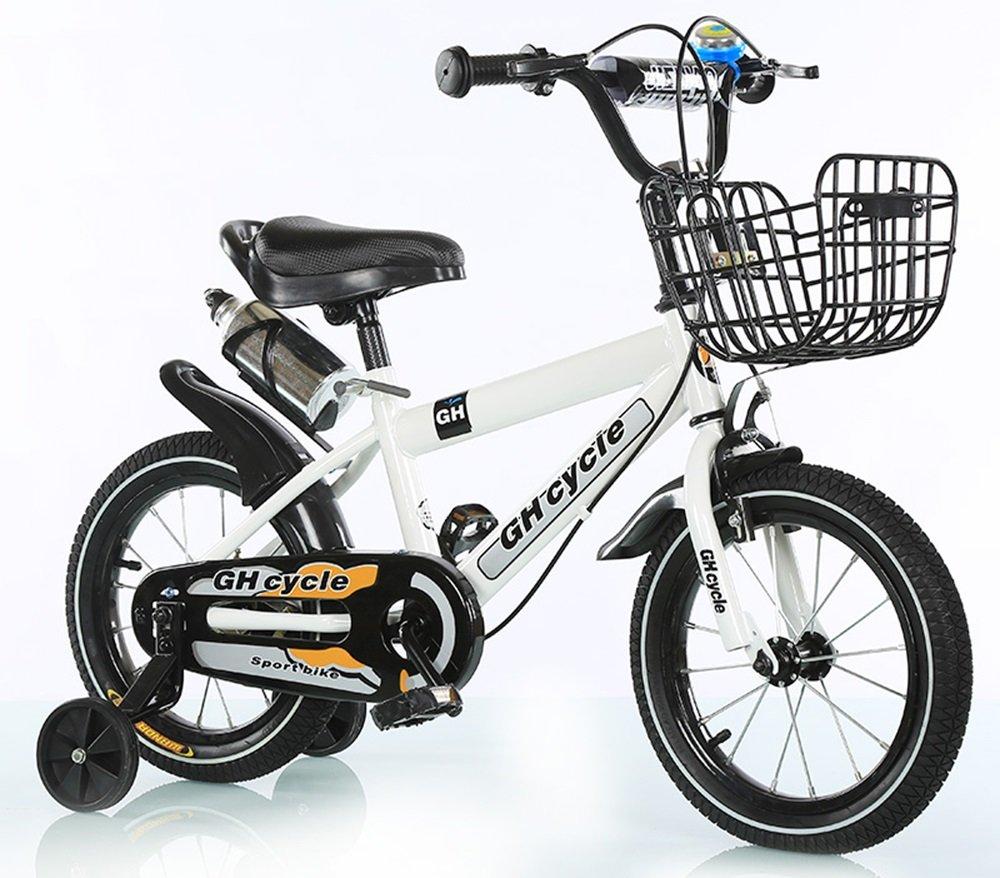 男性と女性のサイクリング、子供用自転車、ベビーベビーカー ( 色 : 白 , サイズ さいず : 121cm ) B078KNTVZG 121cm|白 白 121cm