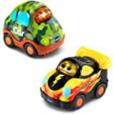 VTech Go! Go! Smart Wheels - Cool Vehicles 2-pack