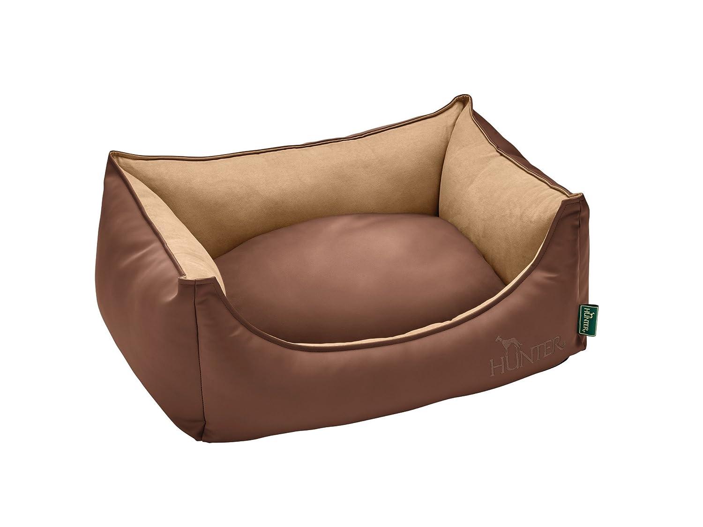 Cognac lHUNTER Dog sofa Blackpool 100x70 cm cognac