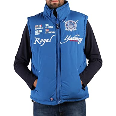 Geographical Norway VANGLER Winterweste Weste Jacke, Jacket
