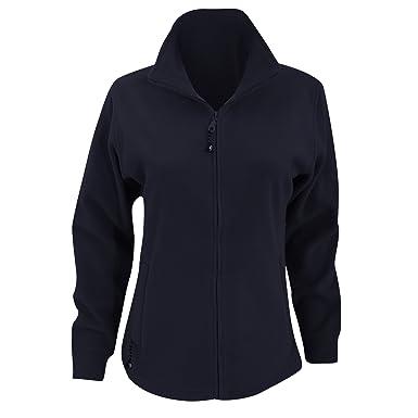 5fc5aead77f8c Trespass Boyero - Veste polaire - Femme (FR 40) (Bleu marine): Amazon.fr:  Vêtements et accessoires