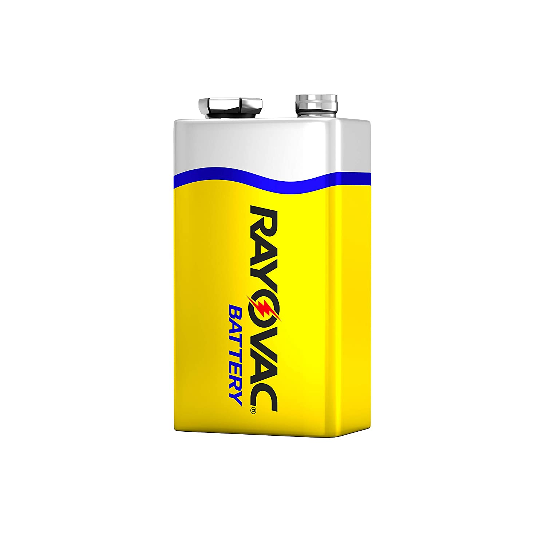 Amazon.com: Rayovac Heavy Duty 9V Batteries, D1604-4TD, 4-Pack: Health & Personal Care
