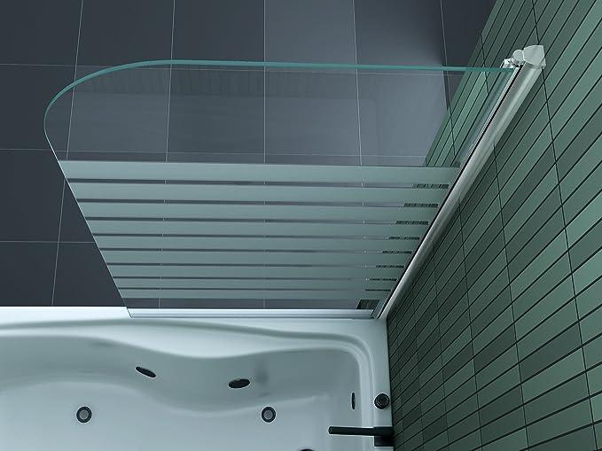 Mampara de ducha ONE-F(bañera): Amazon.es: Bricolaje y herramientas