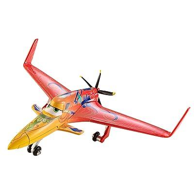 Disney Planes Ishani Diecast Aircraft: Toys & Games