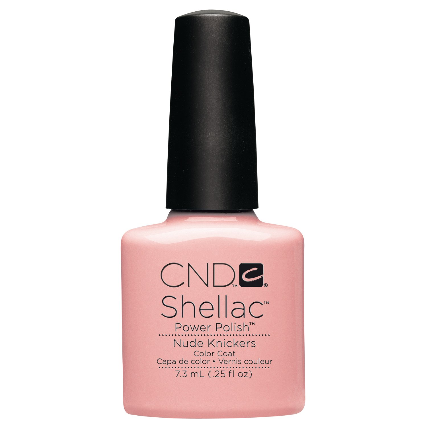 CND Shellac Clearly pink, 1er Pack (1 x 7,3 ml) CNDS0077