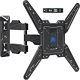 """Mounting Dream TV Wall Mount for Most 26-55"""" TVs, TV Mount Full Motion with Swivel Articulating Arm, Perfect Center Design Wa"""