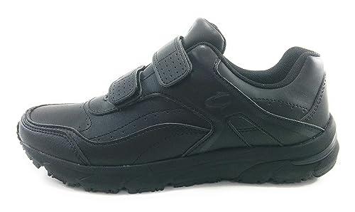 J.Smith Reje Zapatillas hombre Negras Velcro (46 EU)