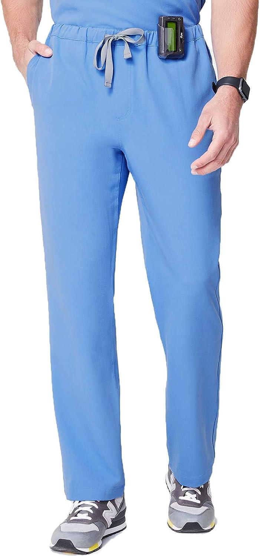 FIGS Pisco Basic Scrub Pants for Dallas Mall Fit – Men Soft Louisville-Jefferson County Mall Tailored Super
