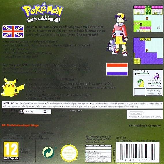 Pokémon: Blue - Gotta Catch `em all (Game Boy): Gameboy Colour