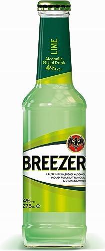 Breezer - Bebida Alcohólica A Base De Ron - 275 ml: Amazon.es ...