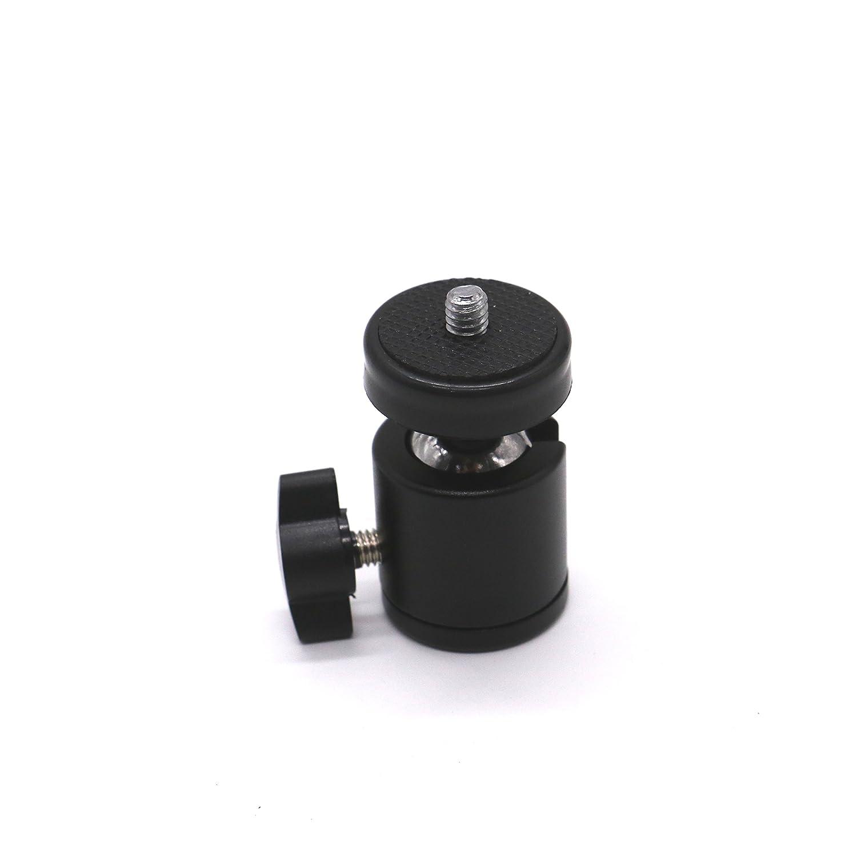 IDS 360 Degree giratorio Mini trípode rótula de bola con 1/4 ...